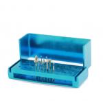 Bohrerschutz zum sterilisieren Blau