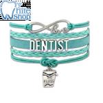 Zahnarzt Armband mint